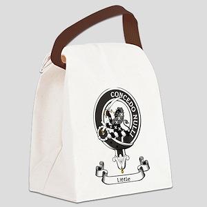Badge-Little [Dumfries] Canvas Lunch Bag